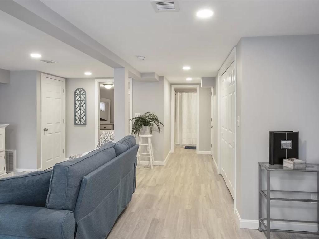 Basement Remodel | Ryan Home Services | Salem, NH